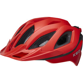 KED Spiri Two Helmet fiery red matt